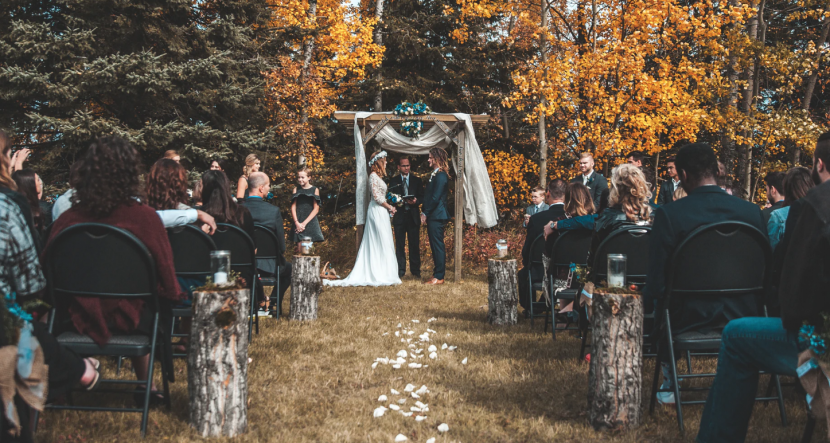 How to Transform your Wedding Venue