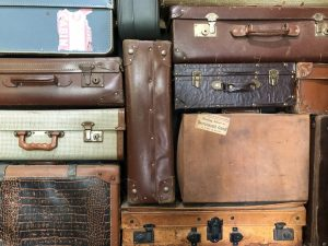 vintage suitecase